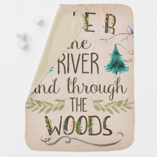 Over The River And Through The Woods Baby