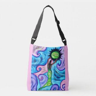 Over the shoulder tote/purse crossbody bag