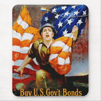 over the top bonds mouse pad