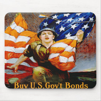 over the top bonds mouse pads