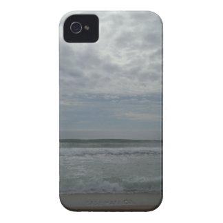 Overcast Beach Sky Case-Mate iPhone 4 Cases