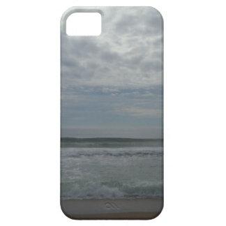 Overcast Beach Sky iPhone 5 Case