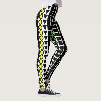 Overcomer Print Leggings