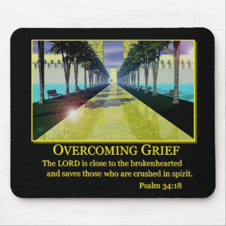 Overcoming Grief MP Mouse Mat