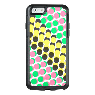 Overlayed Dots OtterBox iPhone 6/6s Case