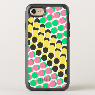 Overlayed Dots OtterBox Symmetry iPhone 8/7 Case