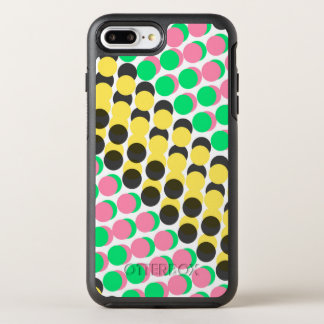 Overlayed Dots OtterBox Symmetry iPhone 8 Plus/7 Plus Case