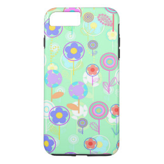 Overlayer Flowers iPhone 8 Plus/7 Plus Case