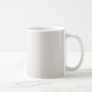 Overloaded ac power wall socket basic white mug