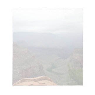 Overlook at Grand Canyon National Park Notepads