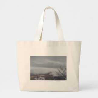 Overlook Grand Canyon National Park Mule Ride Canvas Bags