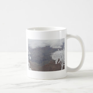 Overlook Grand Canyon National Park Mule Ride Coffee Mug
