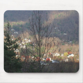 Overlooking the Valley Mouse Pad