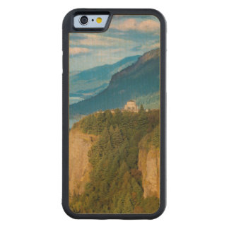 Overlooking The Vista House And The Columbia Maple iPhone 6 Bumper