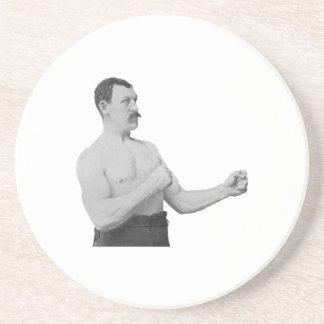 Overly Manly Man Meme Coaster