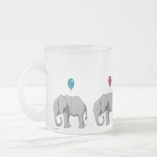 Overly Optimistic Elephants Mug