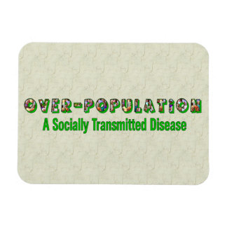 Overpopulation is an STD Magnet