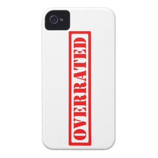 OVERRATED iPhone4 Case-Mate iPhone 4 Case
