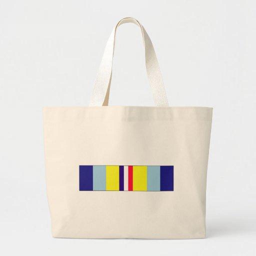 Overseas Service Commemorative Ribbon Bag