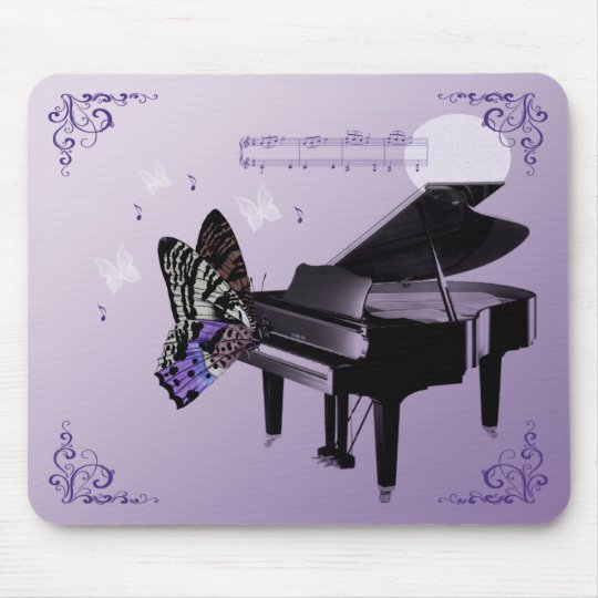 Overture Butterfly Mousepad