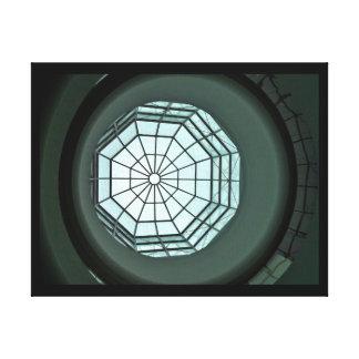 Overture Center Skylight Canvas Print