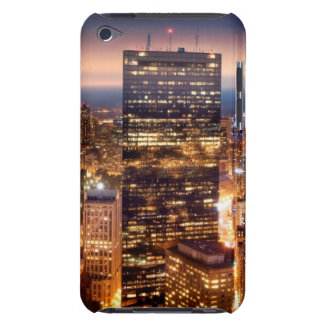 Overview of Boston at night Barely There iPod Cover