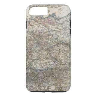 Overview of German Empire iPhone 8 Plus/7 Plus Case