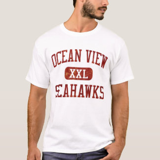 OVHS Seahawks Athletic T-shirt - White