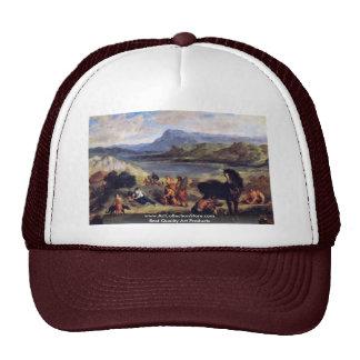 Ovid In Scythia Trucker Hat