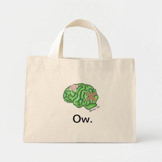 """""""Ow"""" tote bag"""