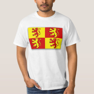Owain Glyndwr, United Kingdom flag T-Shirt