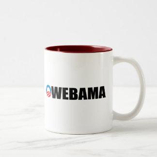 OWE-BAMA Two-Tone MUG