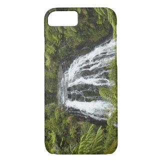 Owharoa Falls, Karangahake Gorge, near Paeroa, iPhone 8/7 Case