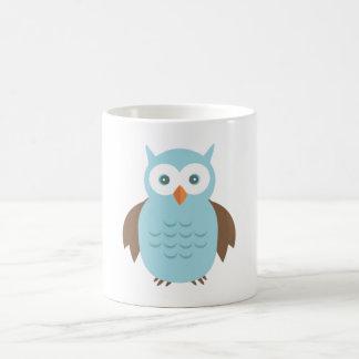 Owl 10 coffee mug