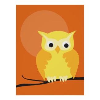 owl 11 poster