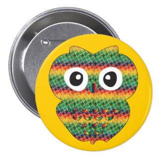 Owl <3 button