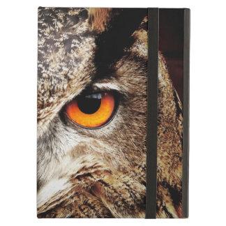 Owl 3 Powiscase iPad Air Cover