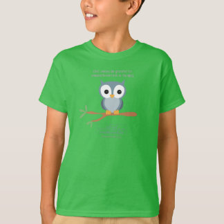 Owl Always Be Grateful Tee - NWMMB