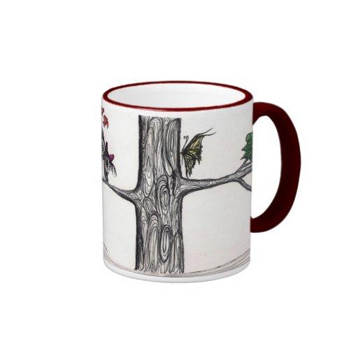 """Owl Always Have eyes for you"" - Love mug"