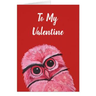 Owl Always Love You Owl Card