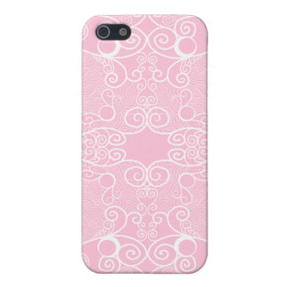 Owl and Firefly Lace Case For The iPhone 5