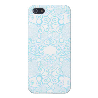 Owl and Firefly Lace Cover For iPhone 5/5S