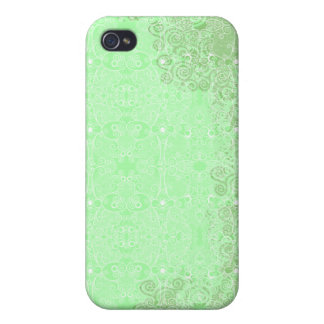 Owl and Firefly Lace Covers For iPhone 4