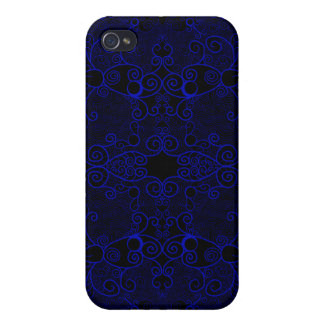 Owl and Firefly Lace iPhone 4/4S Covers