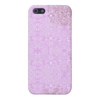 Owl and Firefly Lace iPhone 5/5S Case