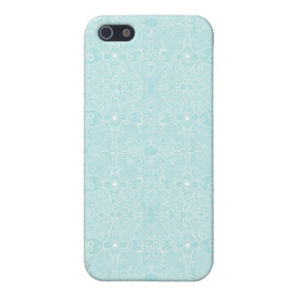 Owl and Firefly Lace iPhone 5/5S Cases