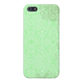 Owl and Firefly Lace iPhone 5/5S Covers