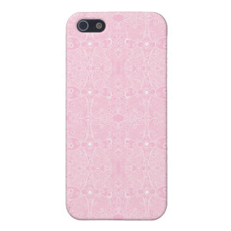 Owl and Firefly Lace iPhone 5 Cases