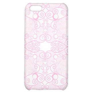 Owl and Firefly Lace iPhone 5C Cases