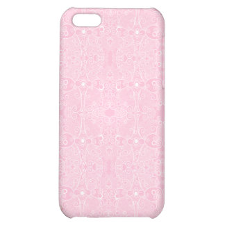 Owl and Firefly Lace iPhone 5C Cover